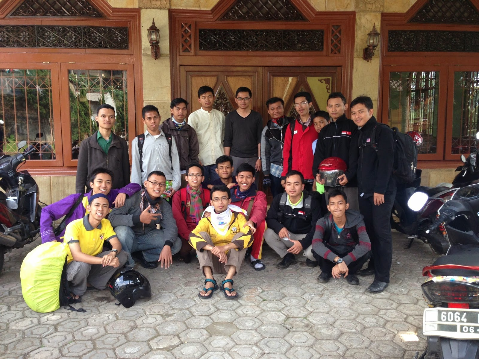 Rihlah asrama puncak Bogor