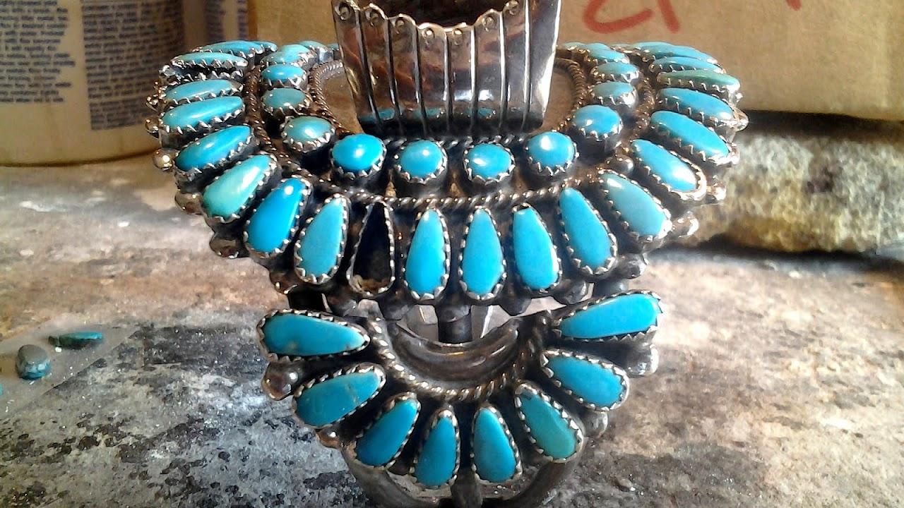 Native American Jewelry Repair