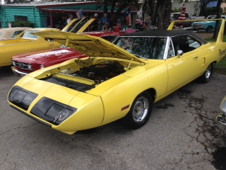 1970 Plymouth Road Runner 440