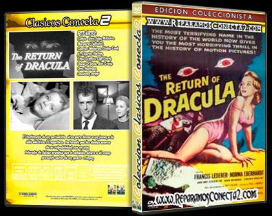 El Retorno de Drácula [1958] Descargar cine clasico y Online V.O.S.E, Español Megaupload y Megavideo 1 Link