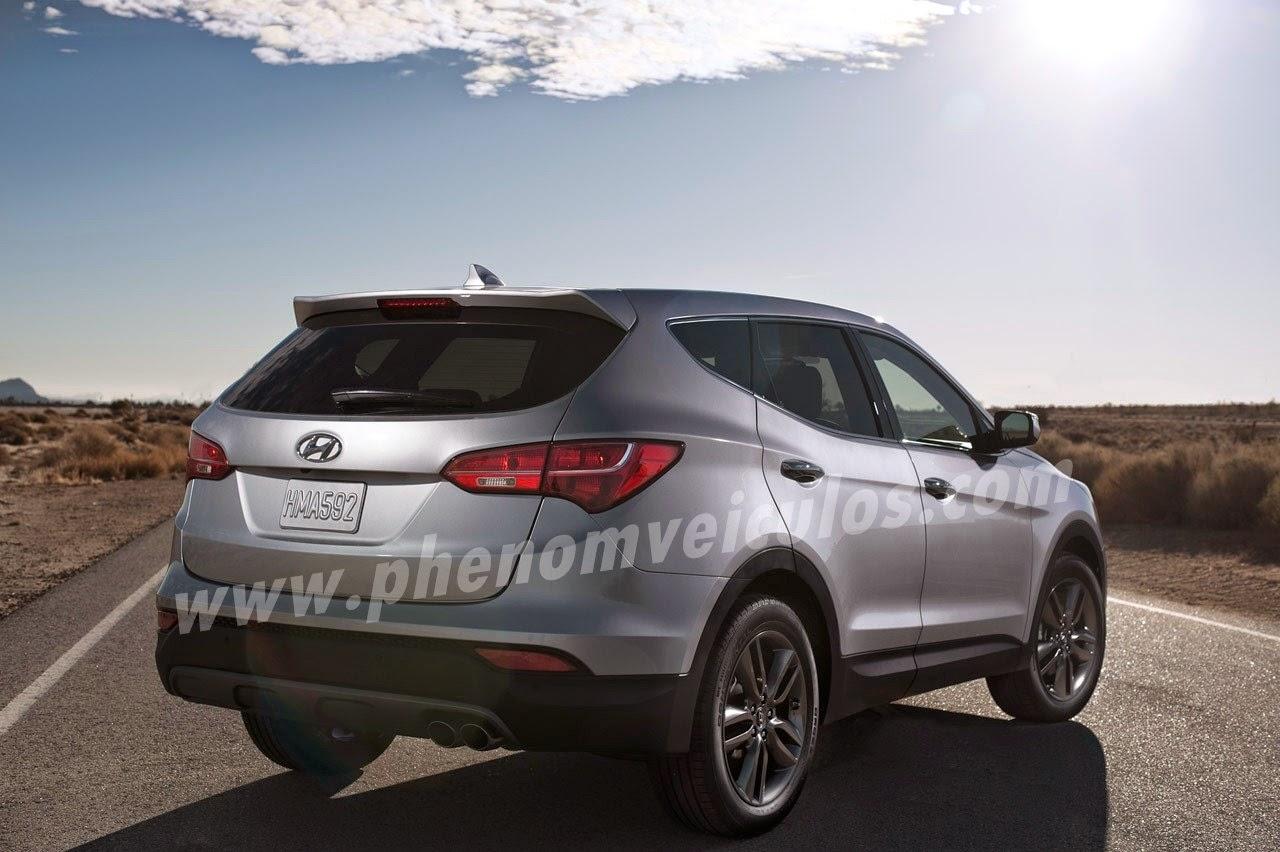 Hyundai Santa Fé 2014: fotos, informações e preços