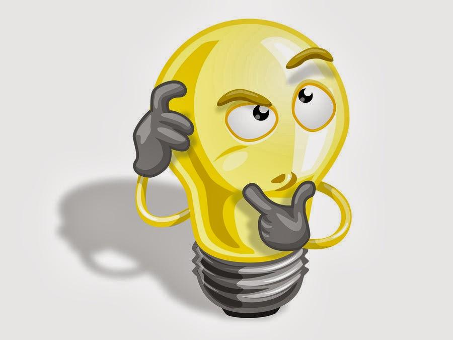 Thinking Bulb Wednesday, 25 september 2013: imgarcade.com/1/thinking-bulb