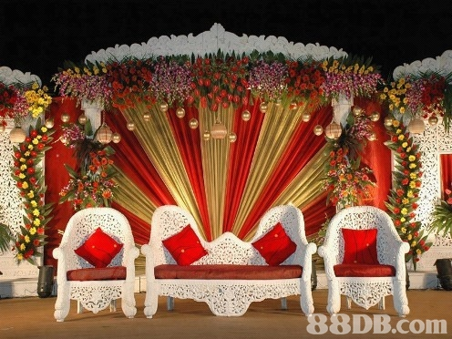 HSJ Consultant Services: Marriage Hall Decoration