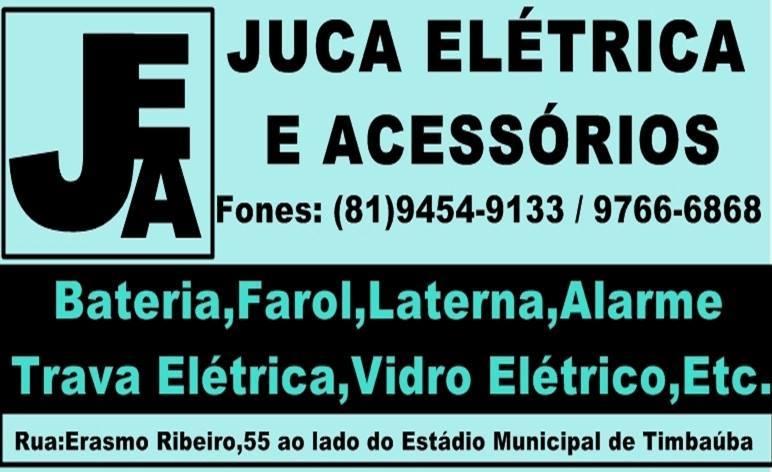 Juca Elétrica e Acessórios F. 9 9454-9133