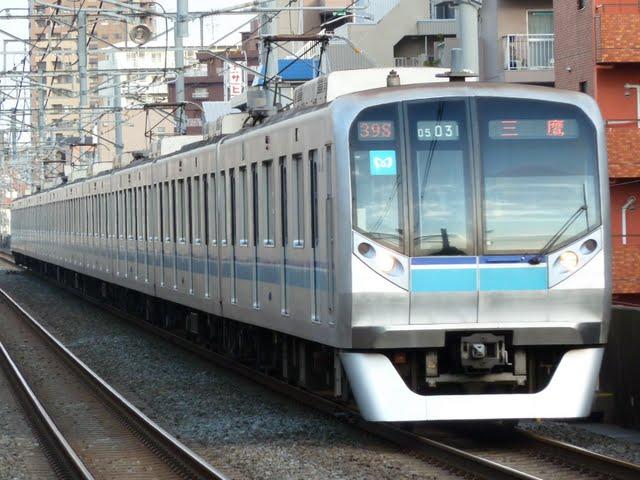 東京メトロ東西線 三鷹行き3 05N系