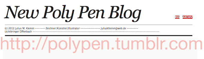 Poly Pen Blog - Julius M. Klemm