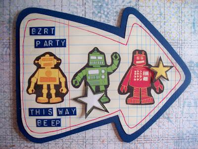 Robot Card 1
