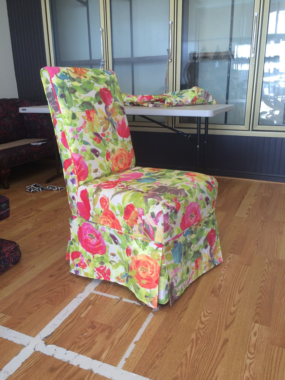 The Sewing Nerd Slipcovers