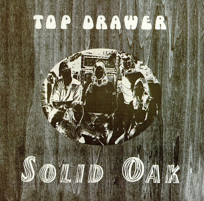 Top Drawer - Solid Oak (1969 great us psychedelic rock with guitar/keyboards duet - wave)