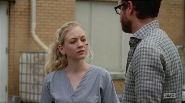 The Walking Dead - Capitulo 04 - Temporada 5 - Español Latino - Online - 5x04: Slabtown