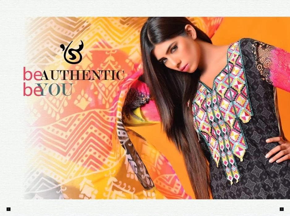 Summer Cotton Dresses By Salam's Textile