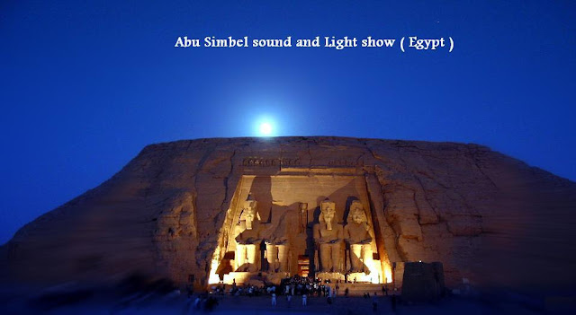 Abu Simbel Festival - Αμπού Σιμπέλ Φεστιβάλ