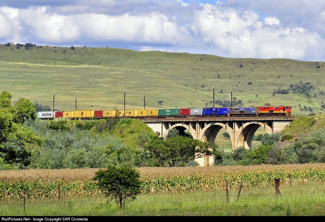 18-506 & Container Train