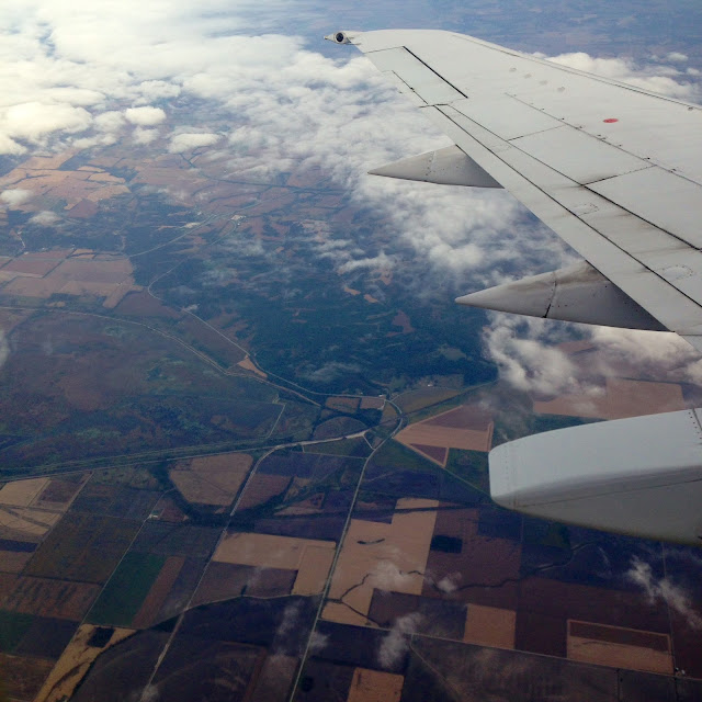 airplane window seat picture