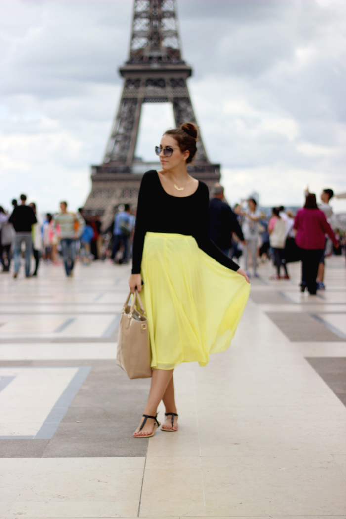 Paris France Fashion Travel Blogger