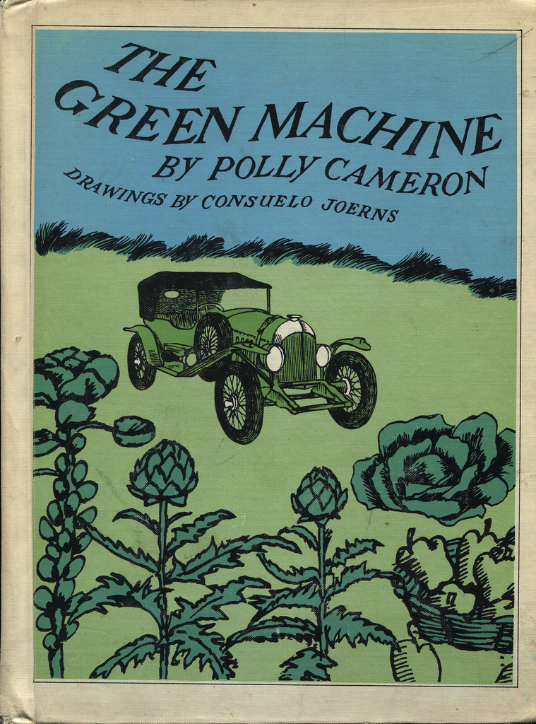 The Green Machine by Polly Cameron (1969) | Sweet Juniper\'s ...
