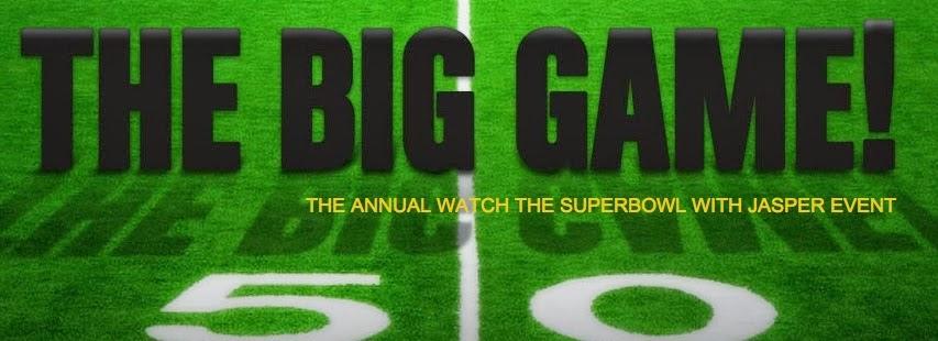 Big Game Evite