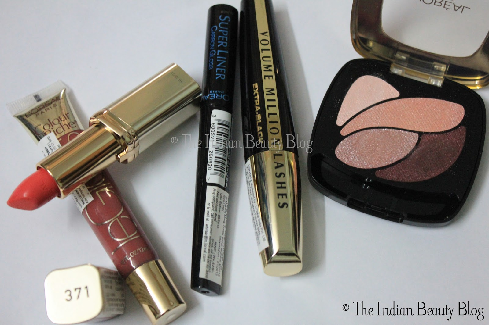 Look - Sunset lor loreal makeup collection video