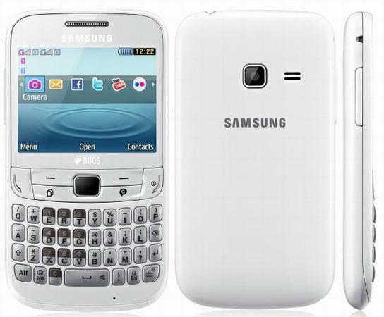 Harga handphone Samsung Ch@t 357 S3570