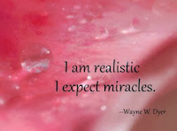 Mandy agrees with Dr. Wayne Dyer: