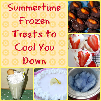 Summer Frozen Recipes