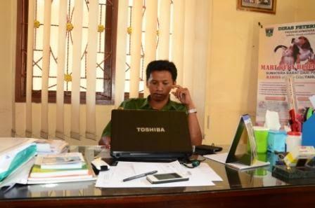 UPTD PKHP-IB Kota Pariaman Rilis Kasus Gigitan Hewan dan Positif Rabies