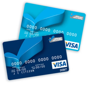PreCash Visa Direct Vision Card