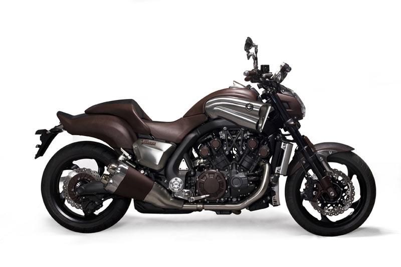 bikes world yamaha v max 1700. Black Bedroom Furniture Sets. Home Design Ideas