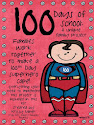 100th Day Family Cape Project