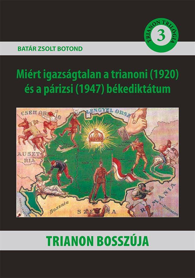 Trianon Trilógia 3. kötet