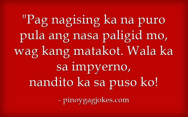 pinoy funny banat love qoutes about  life blood regla mens joke