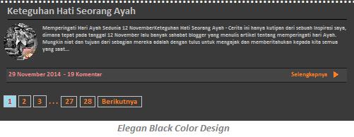 Black color image