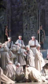 Verdi . Nabucco .  Va Pensiero Sul'Alli Dórate