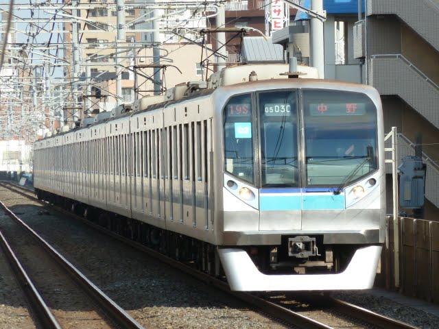 東京メトロ東西線 中野行き3 05N系