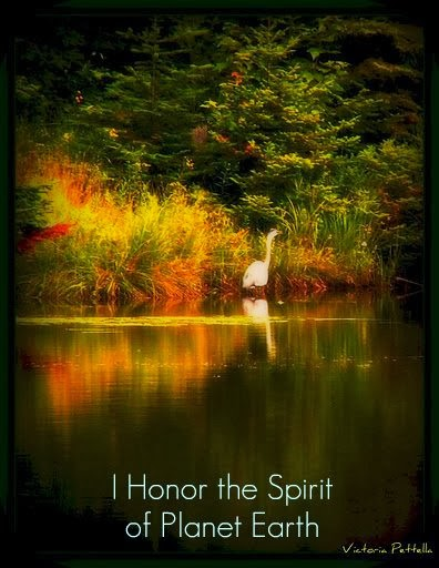 I Honor the Spirit of Planet Earth