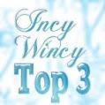 5 x Incy Wincy Top 3
