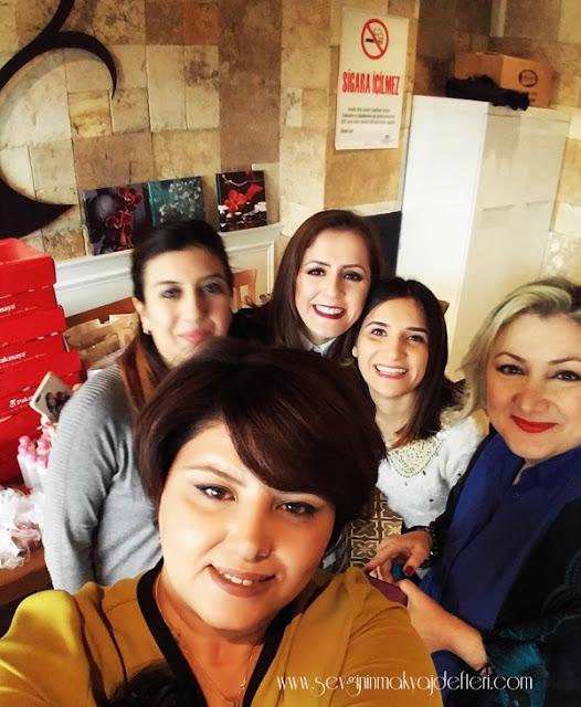 Nilgün'le Hoş geldin Yeni Yıl-makyaj-blog-etkinlik-ankara