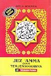 toko buku rahma: buku juz 'amma dan terjemahannya, pengarang drs. h. moh rifai, penerbit wicaksana putaka