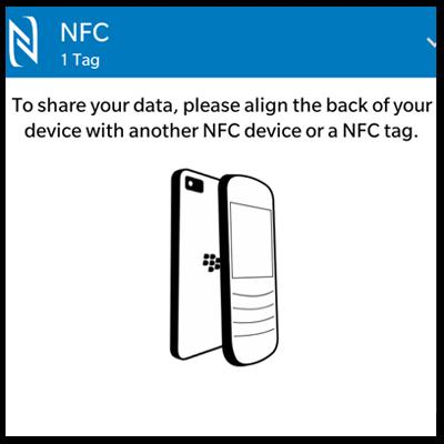 Tap NFC