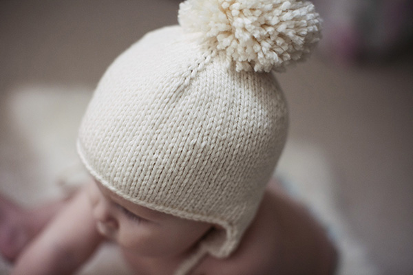 Jane Richmond Blog Petite Purls Earflap Hat