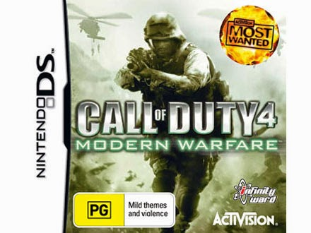 Call of Duty4: Modern Warfare (Español) (Nintendo DS)