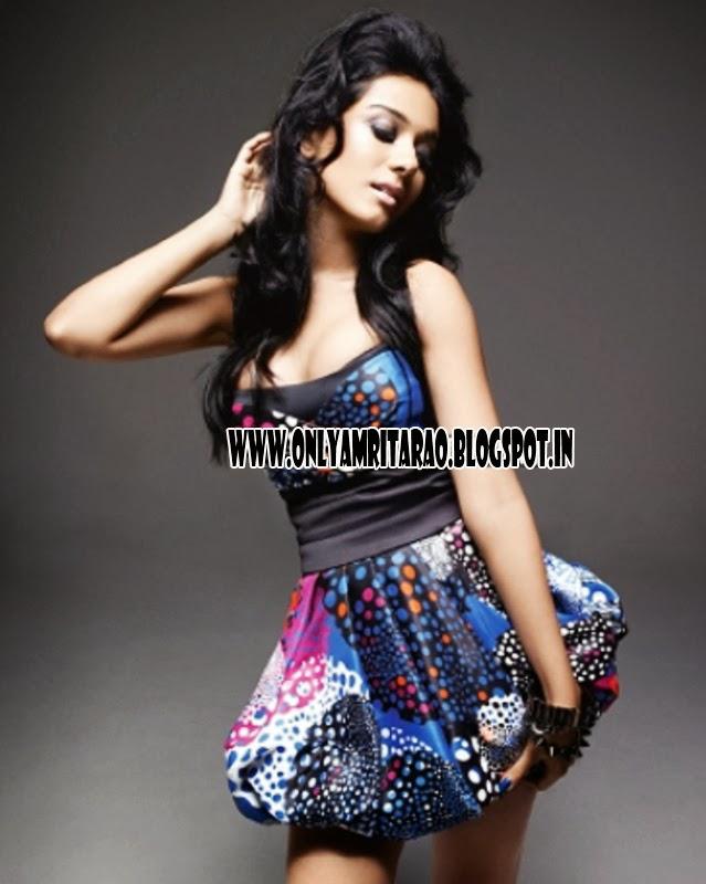 Amrita Rao's Funky Photoshoot 3