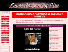 Laura Cocina On Line