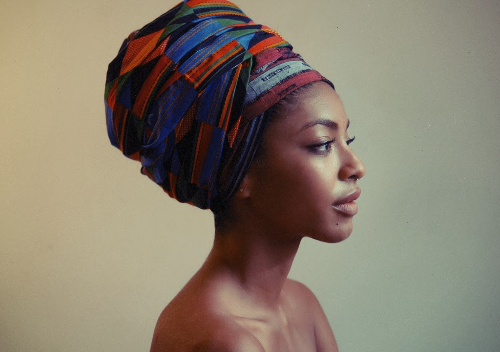 The Urban Nomad: The Face: Jessi M'Bengue