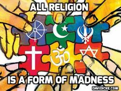 David Icke: la piramide religiosa: vendi loro una religione, rendili credenti ...