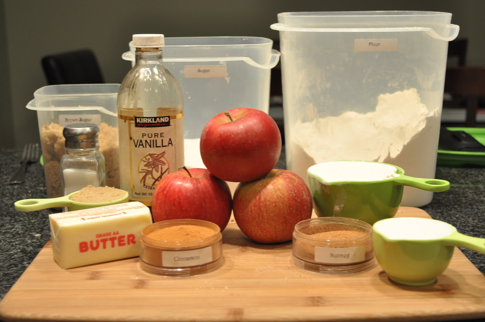 One classy dish mini apple pies for 6 tablespoons butter