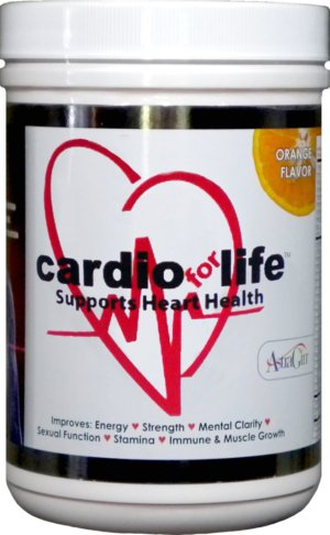 CardioForLife Arginine Supplement