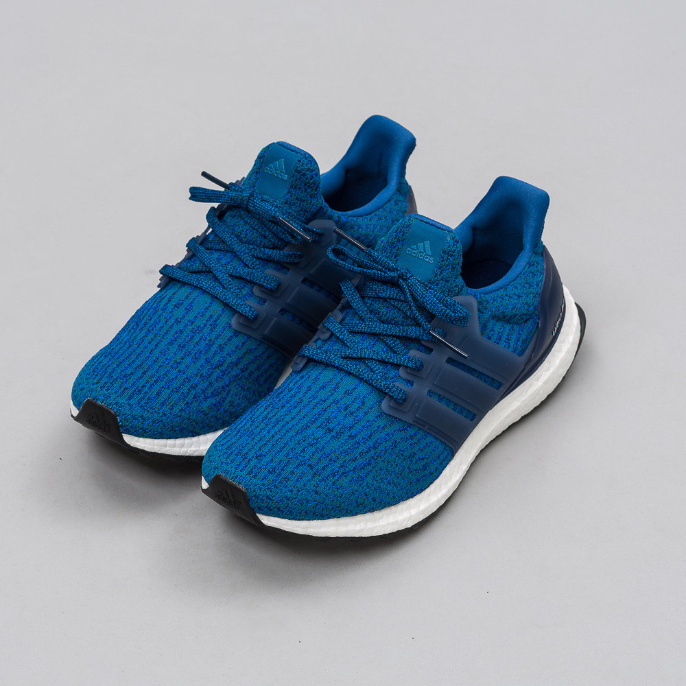 Ultra Boost 3.0 Blue BA 8844 with Real Boost