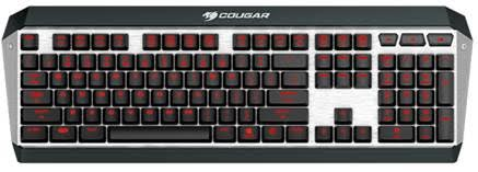 COUGAR Attack X3 Mechanical Keyboard