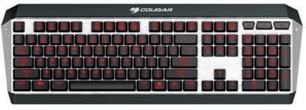 COUGAR Attack X3 Mechanical Keyboard